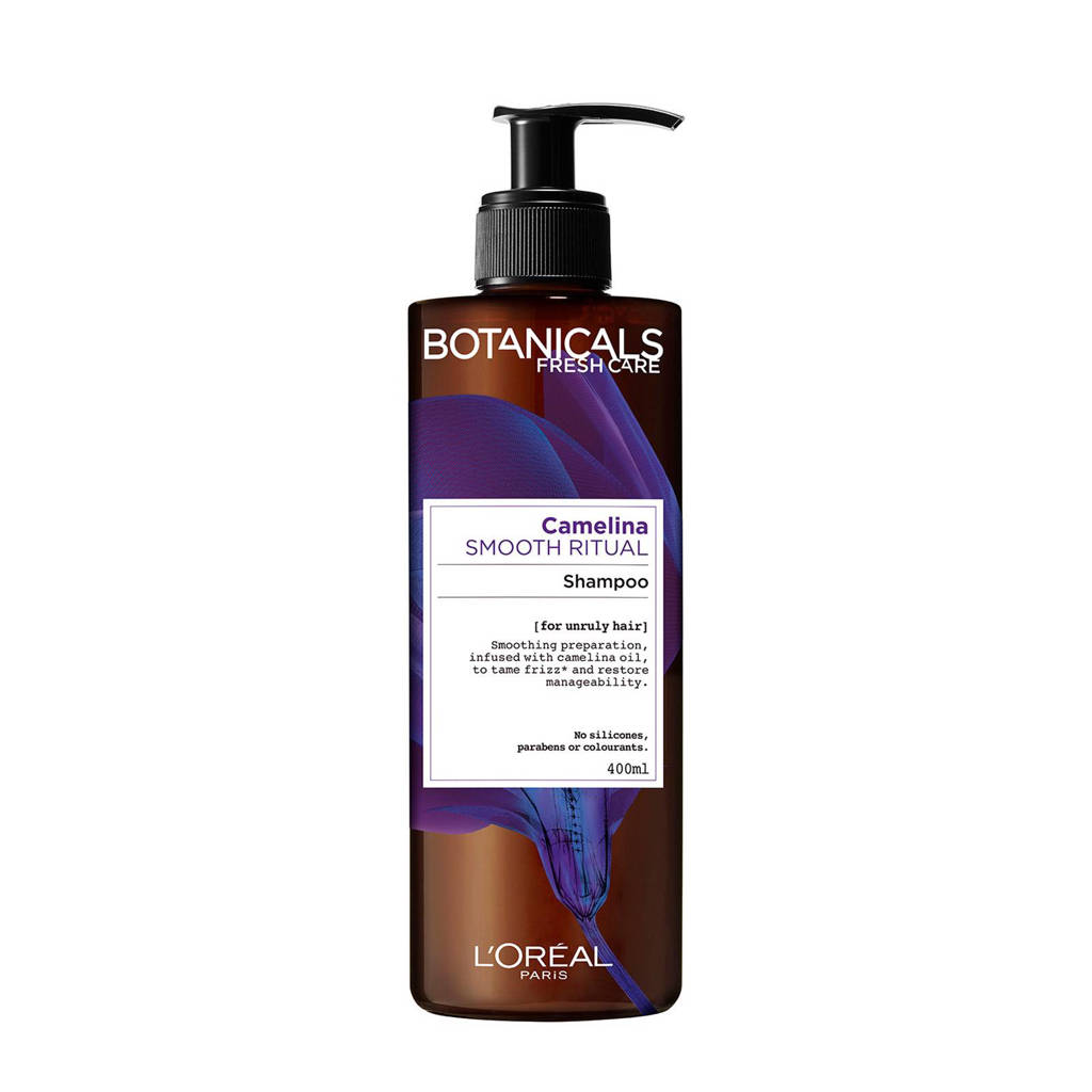 L'Oréal Paris Botanicals Smooth Ritual Shampoo - 400ml