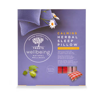 Herbal Sleep Pillow Calming Aromatherapiekussentje