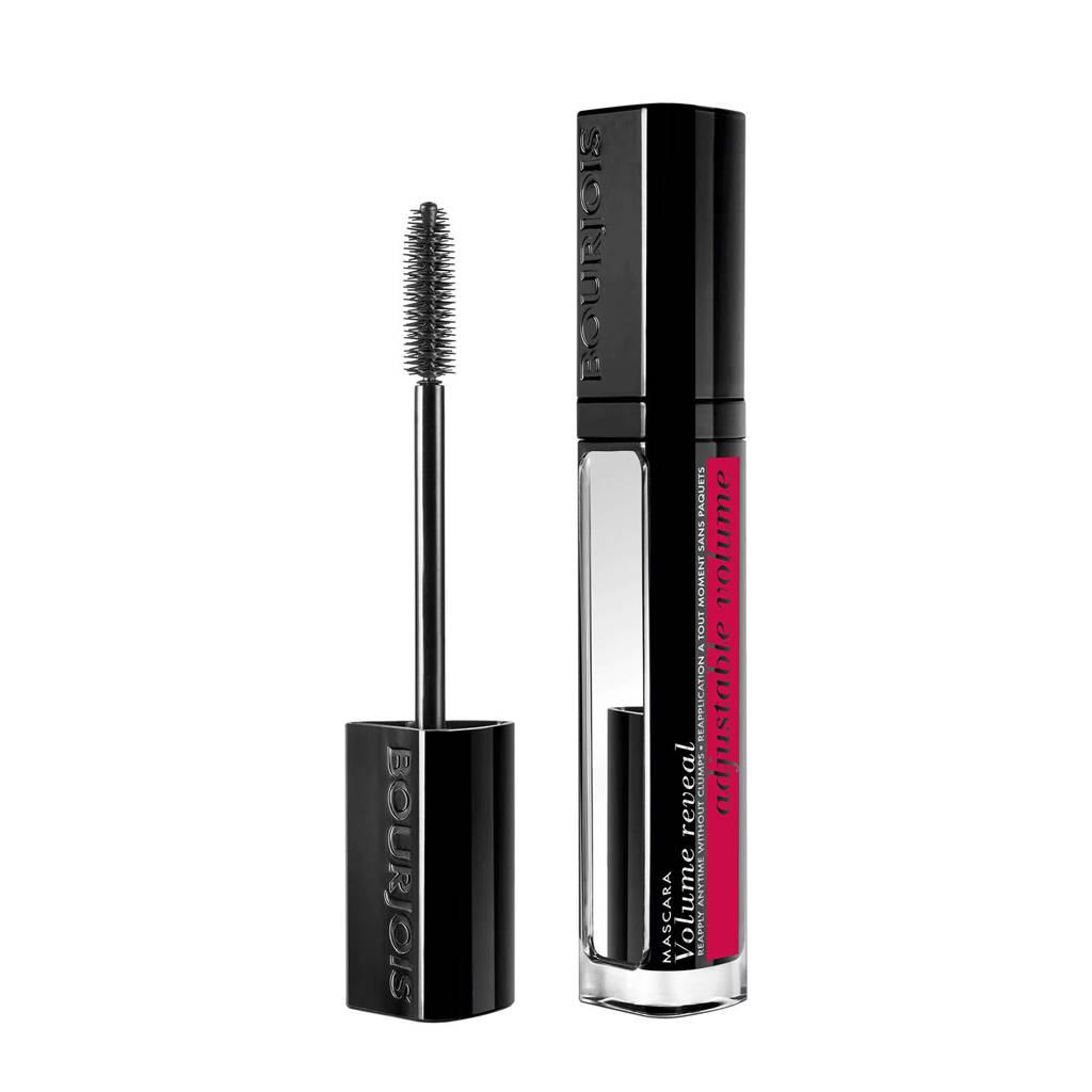 Bourjois Volume Reveal Adjustable Mascara - Black