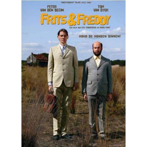 Frits en Freddy (DVD)