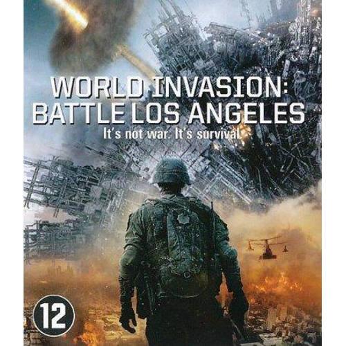 World invasion - Battle Los Angeles (Blu-ray)