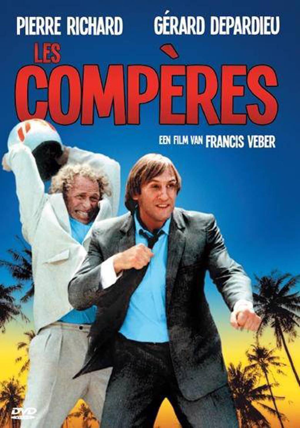 Les comperes (DVD)
