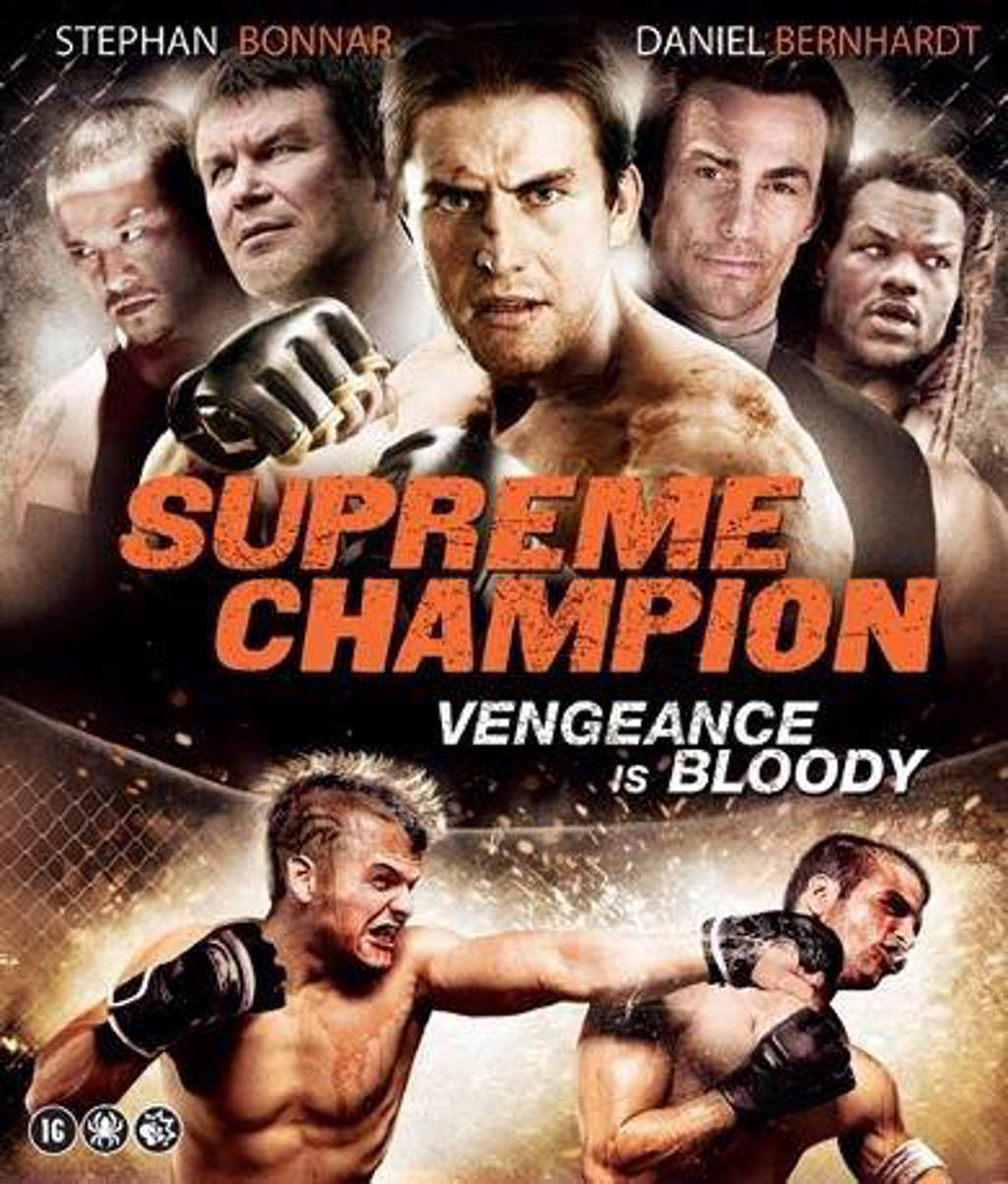 Supreme champion (Blu-ray)