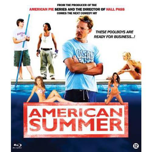 American summer (Blu-ray)