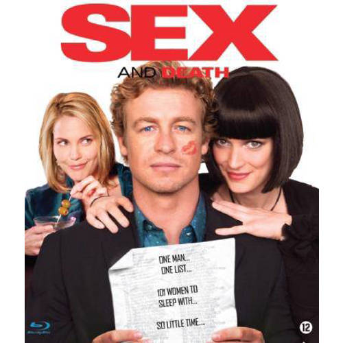 Sex and death (Blu-ray)