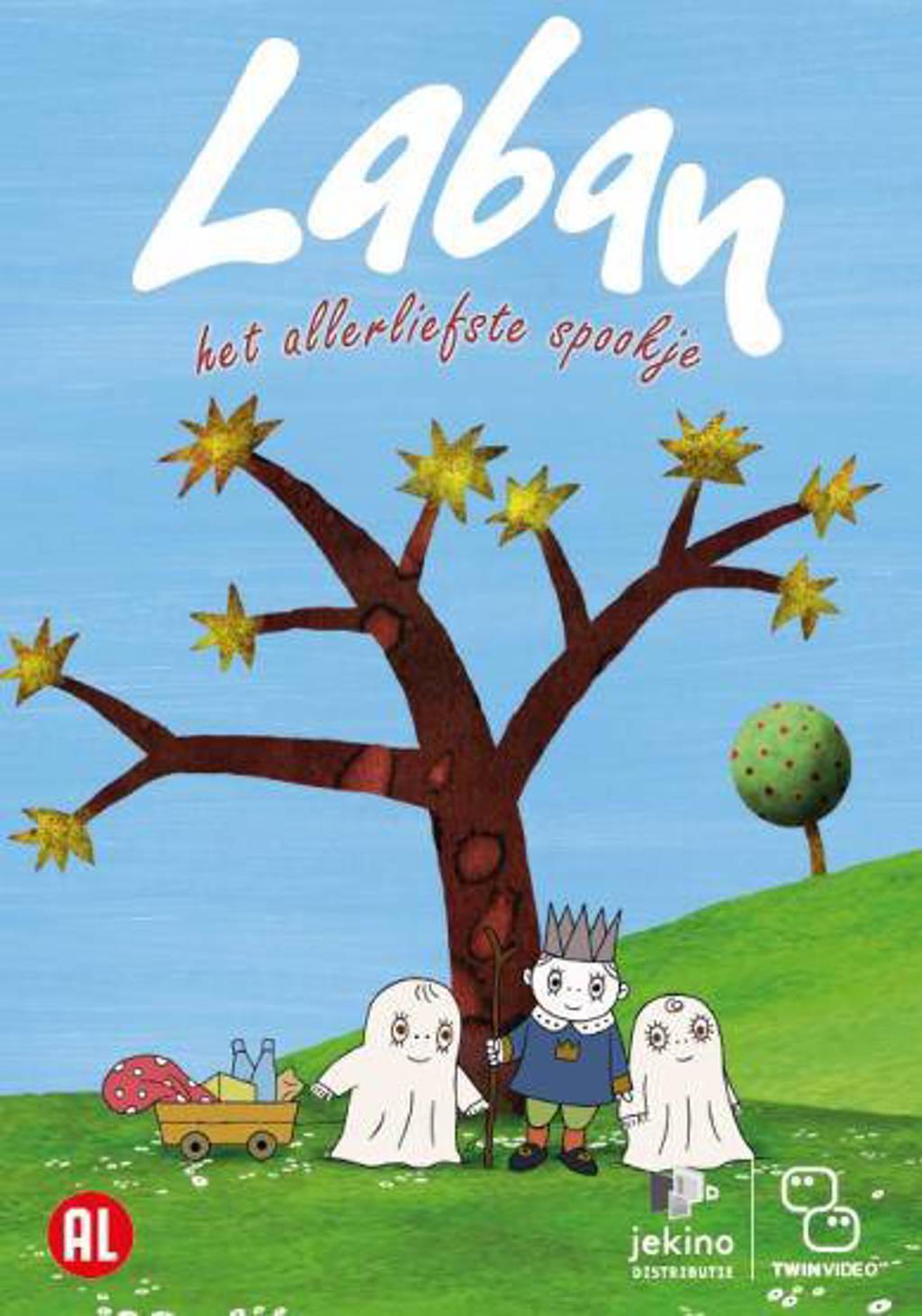 Laban het allerliefste spookje (DVD)