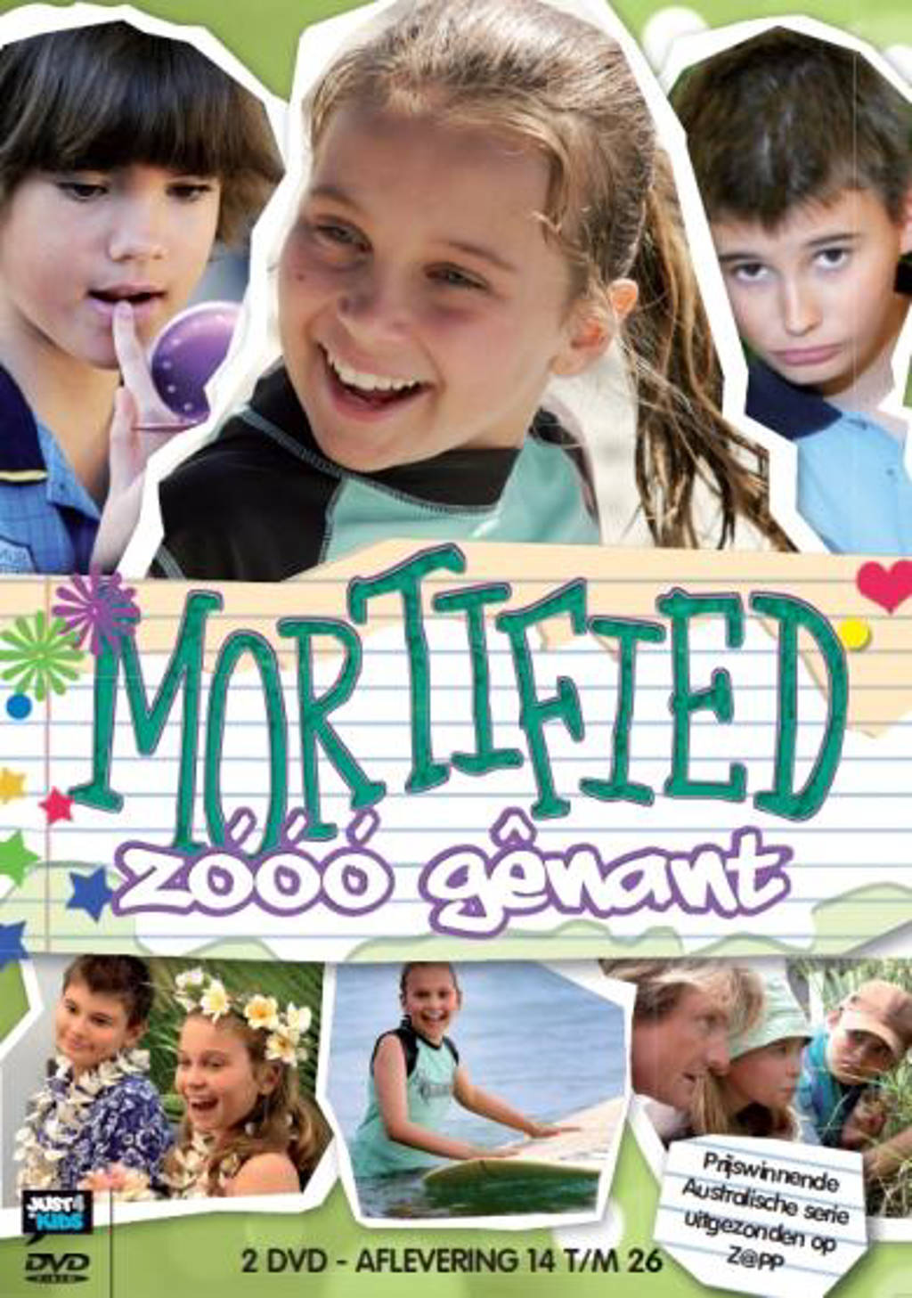 Mortified - Zooo genant 2 (DVD)