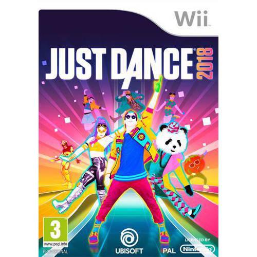 Just dance 2018 (Nintendo Wii) kopen