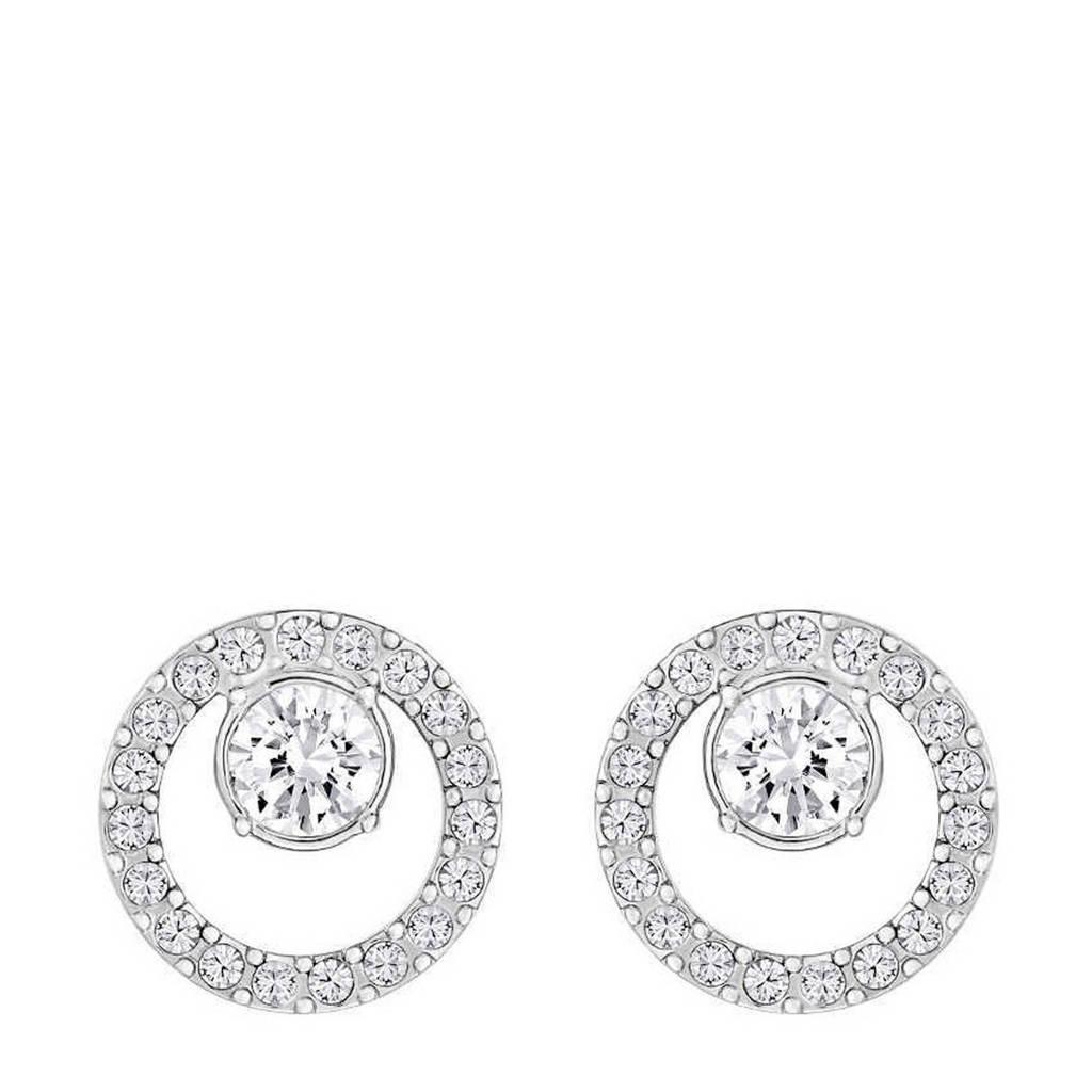 Swarovski oorstekers - 5201707, Zilver