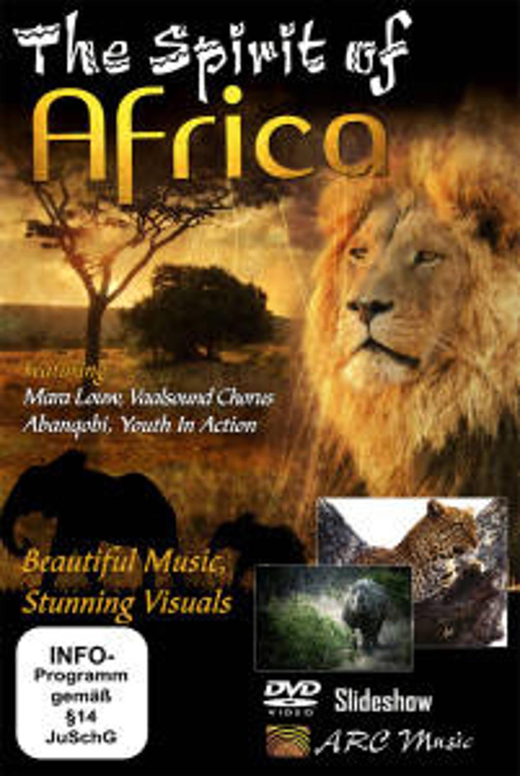 Various - The Spirit Of Afriva (DVD)