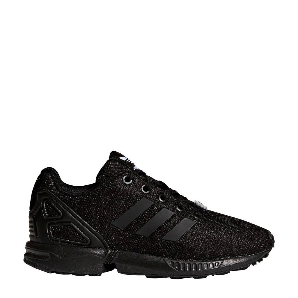 adidas Originals   ZX Flux C sneakers, Zwart