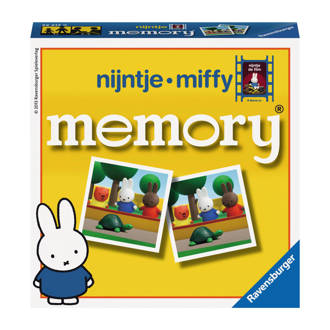 nijntje mini-memory kinderspel