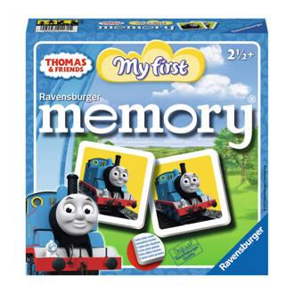 Thomas & Friends my first memory kinderspel