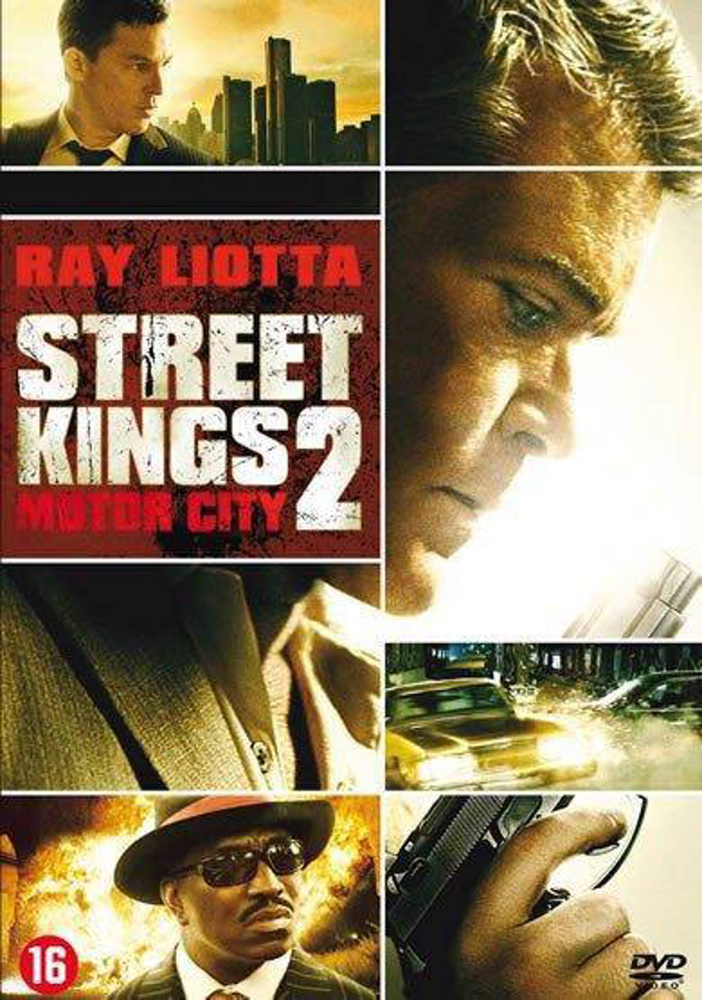 Street kings 2 (DVD)