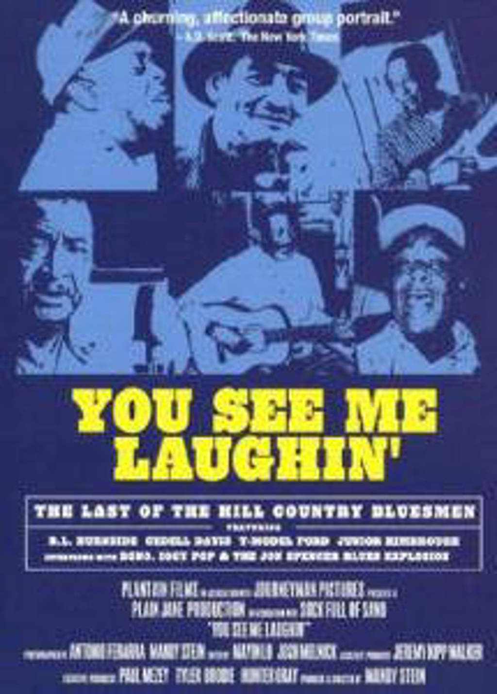 Various Artists - You See Me Laughin (DVD)