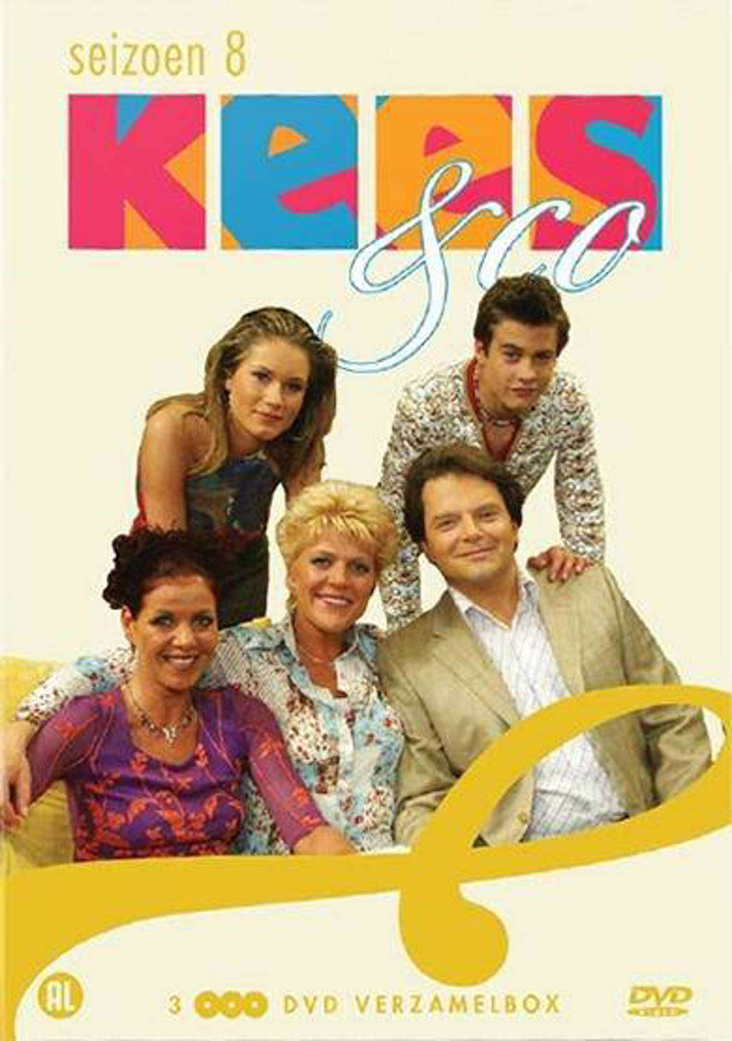 Kees & co - Seizoen 8 (DVD)
