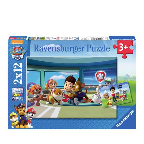 Ravensburger Paw Patrol Ryder en zijn vrienden twees legpuzzel 24 stukjes kopen