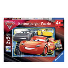 Cars 3  legpuzzel 24 stukjes