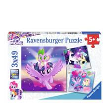 My Little Pony avonturen dries  legpuzzel 49 stukjes