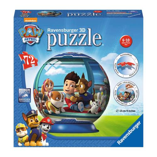 Ravensburger Paw Patrol puzzleball 3D puzzel 72 stukjes kopen