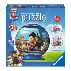 Paw Patrol puzzleball  3D puzzel 72 stukjes