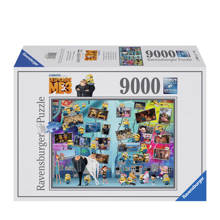Despicable Me Minions  legpuzzel 9000 stukjes