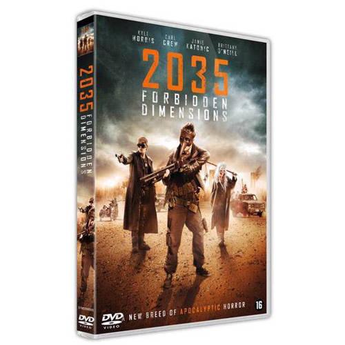 2035 Forbidden dimensions (DVD)