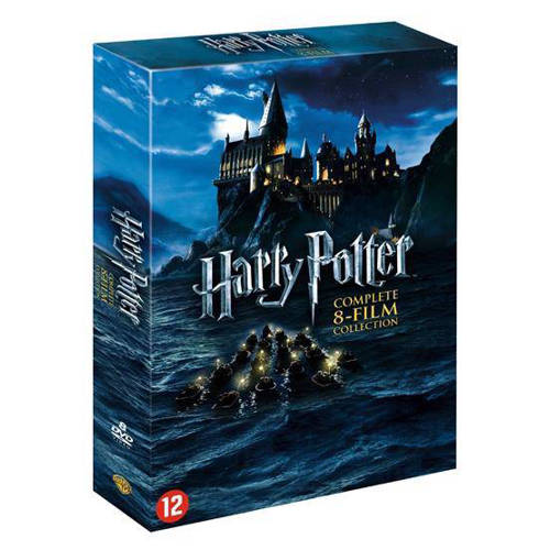 Harry Potter - Complete 8-film collection (DVD) kopen