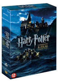 Harry Potter - Complete 8 - Film Collection (DVD)