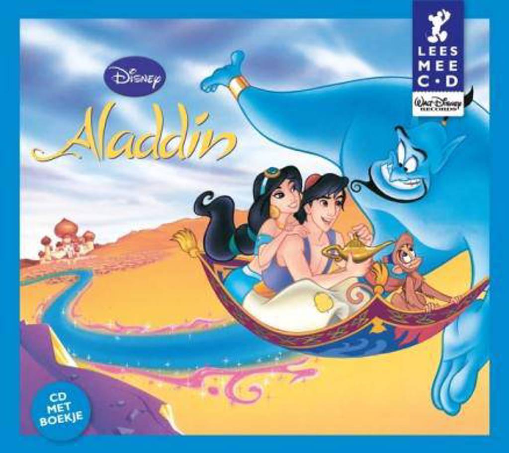 Disney - Aladdin (CD)