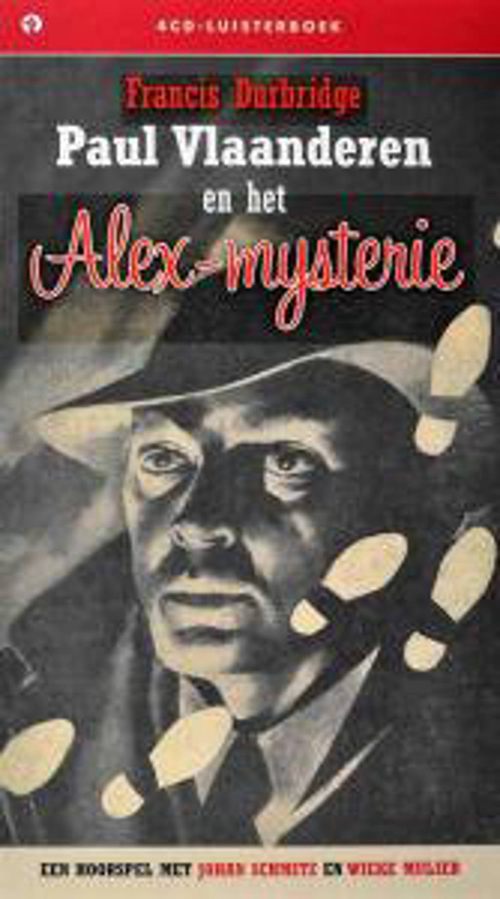 Francis Durbridge - Paul Vlaanderenen Het Alex-Mysterie (CD)