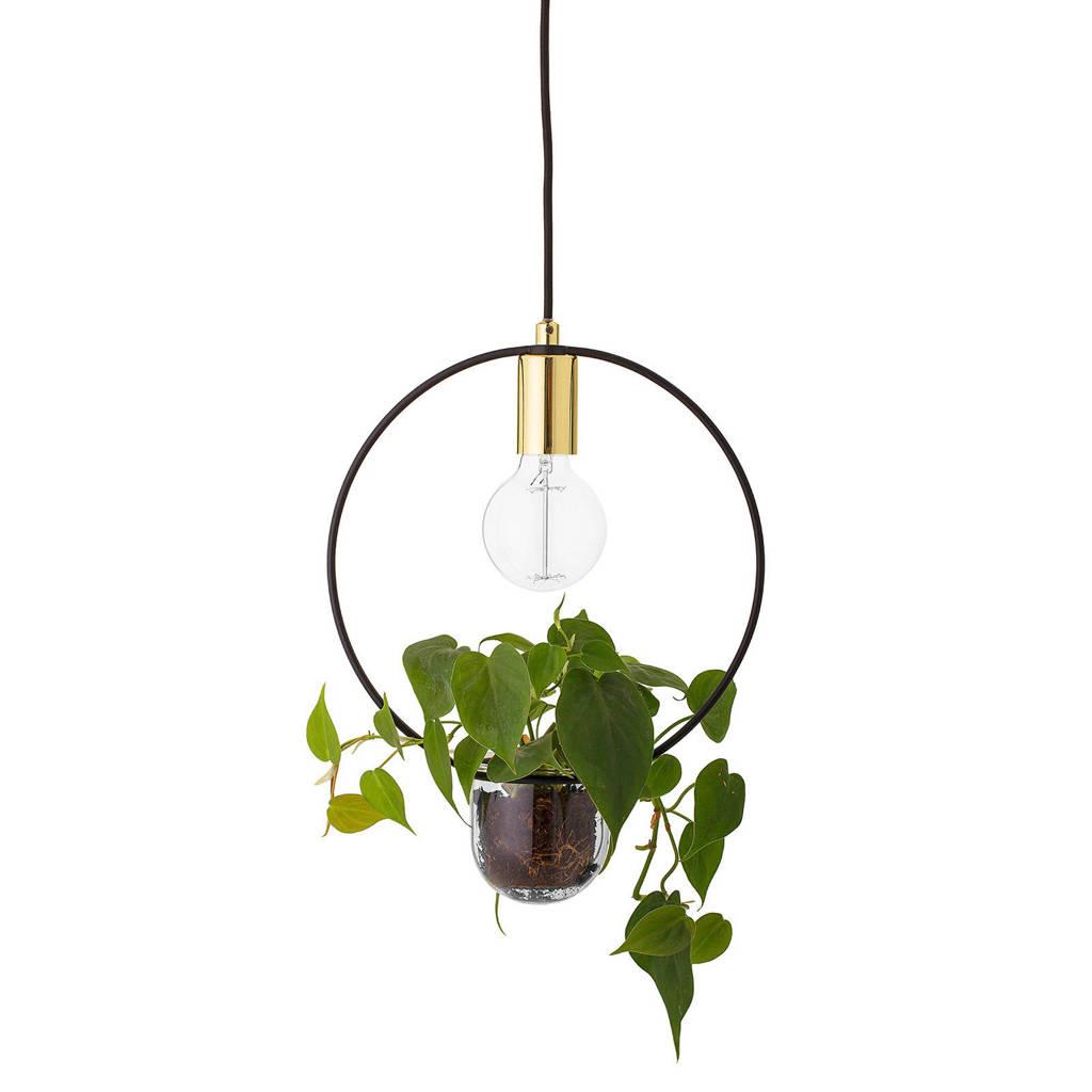 Bloomingville hanglamp, Zwart/goud