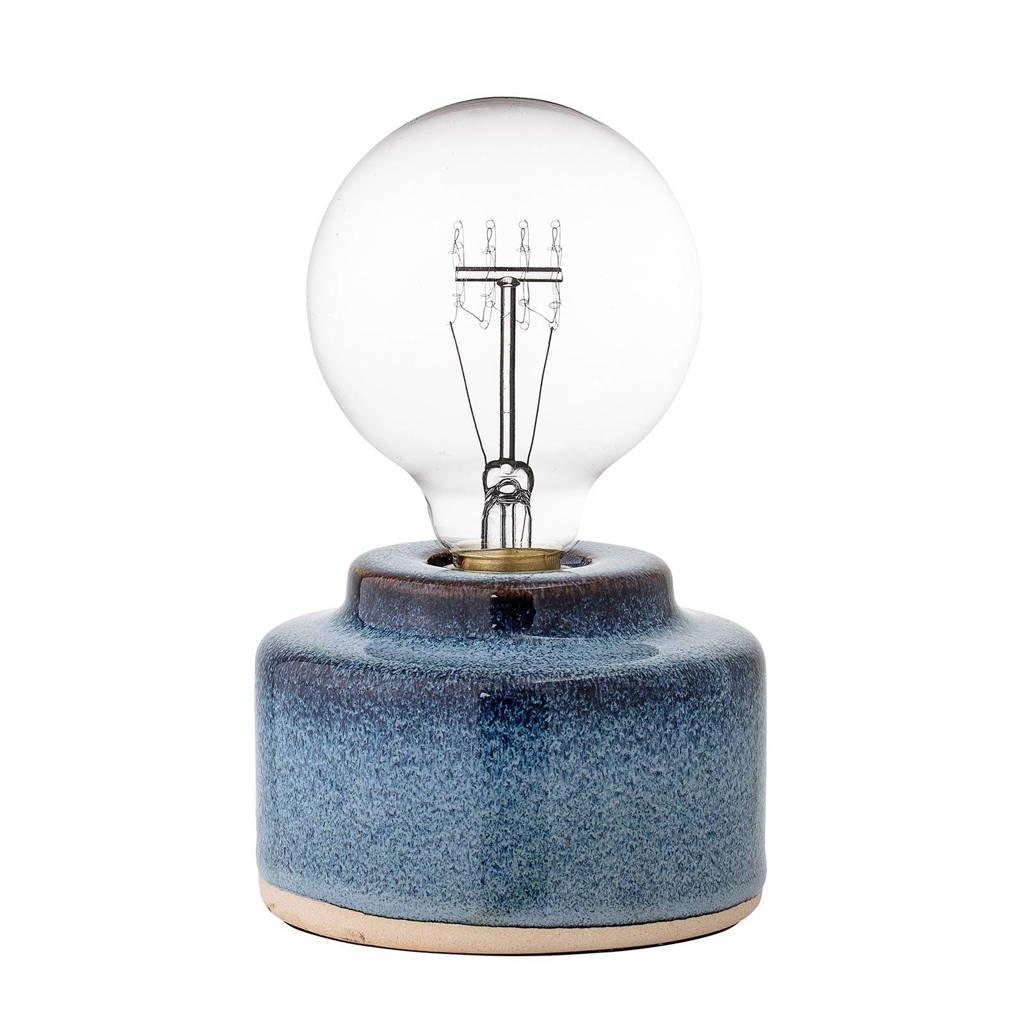 Bloomingville tafellamp Cait, Blauw
