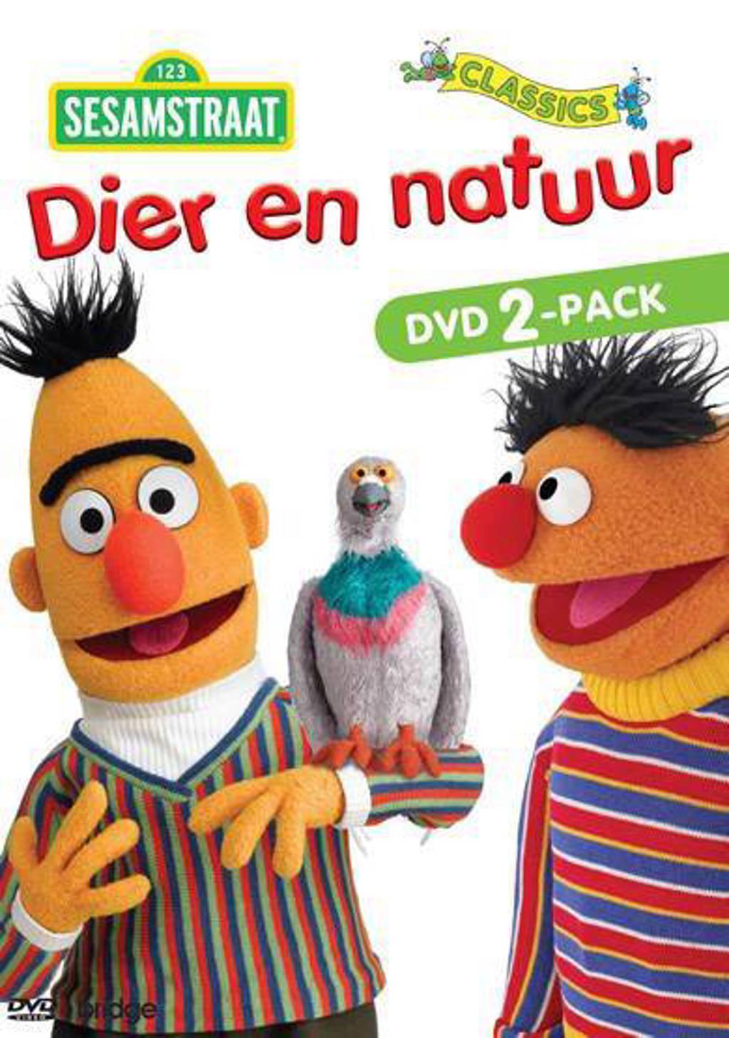 Sesamstraat - Dier en natuur (DVD)