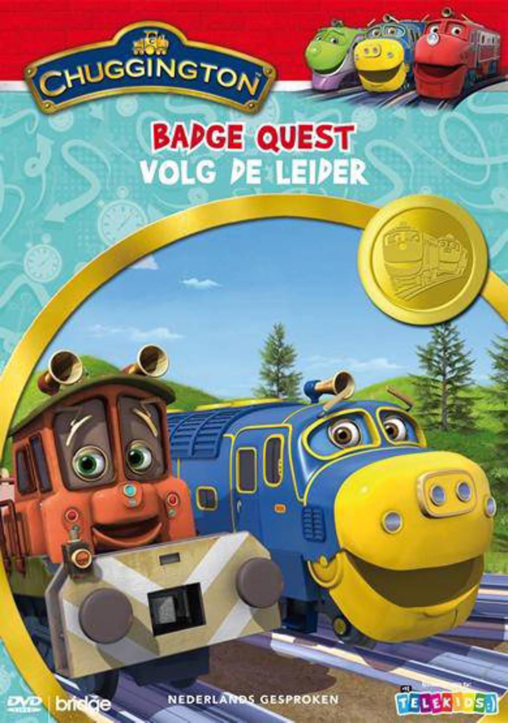 Chuggington - Badge quest 4 volg je leider (DVD)