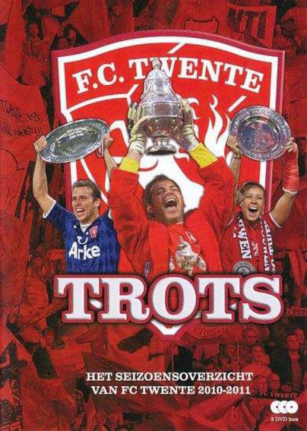 FC Twente - Trots seizoensoverzicht 2010-2011  (DVD)