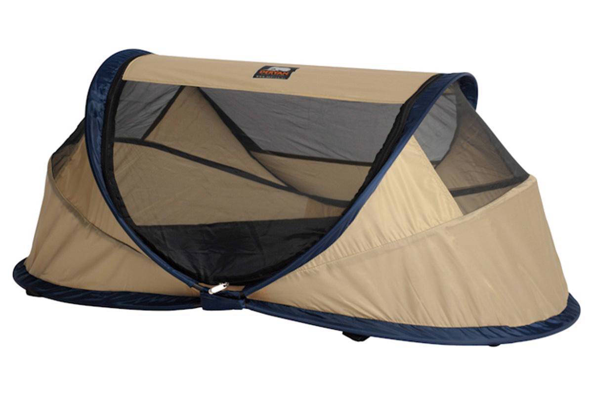 Deryan baby luxe campingtent khaki   wehkamp