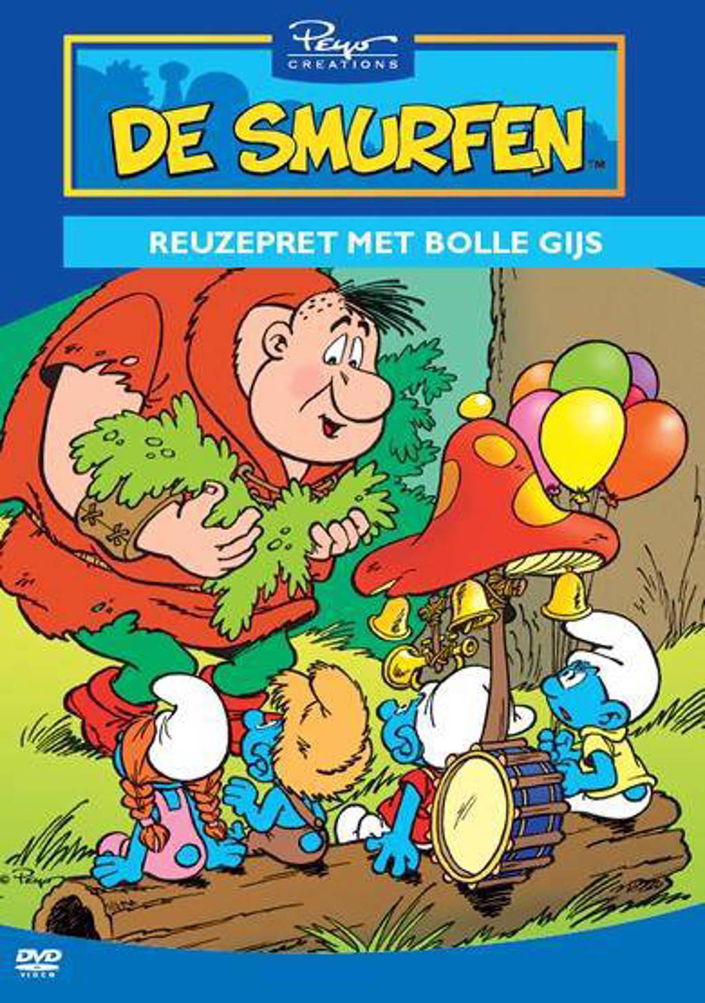 Smurfen - Reuzepret met Bolle Gijs (DVD)
