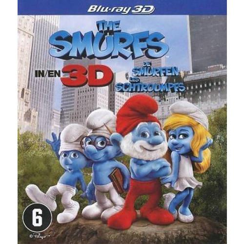 De smurfen (3D) (Blu-ray) kopen