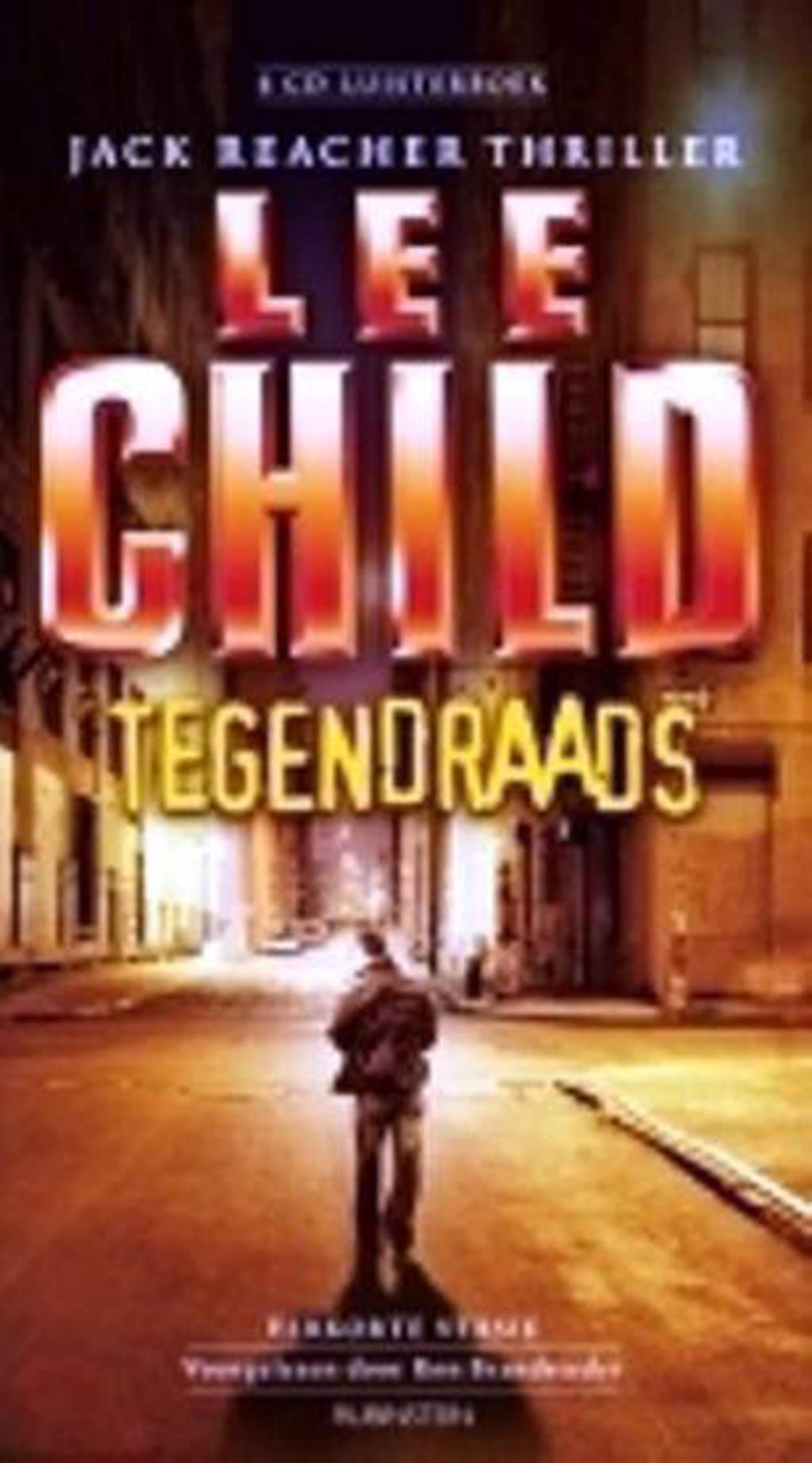 Lee Child - Tegendraads (CD)