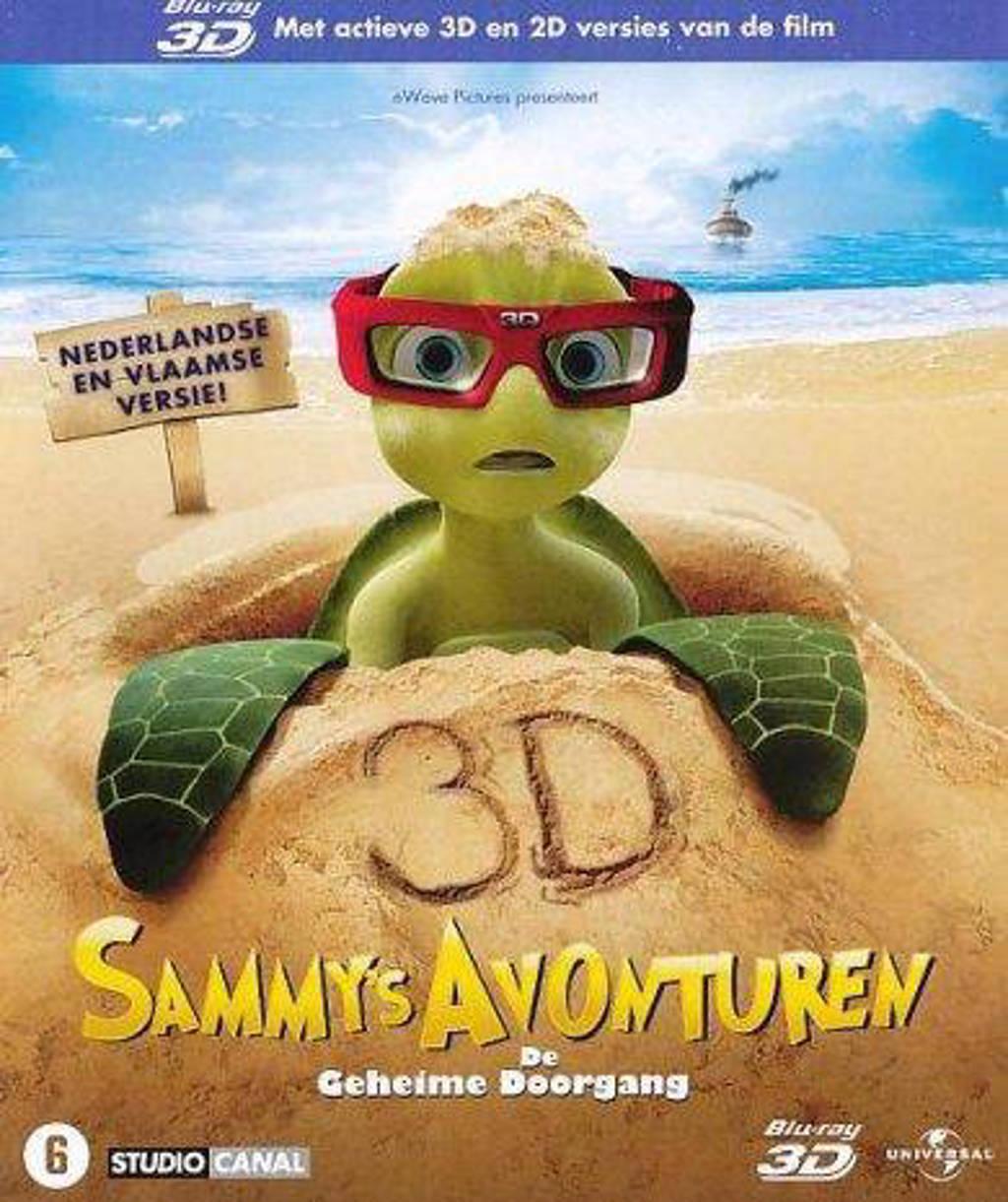 Sammy's avonturen - De geheime doorgang (3D) (Blu-ray)