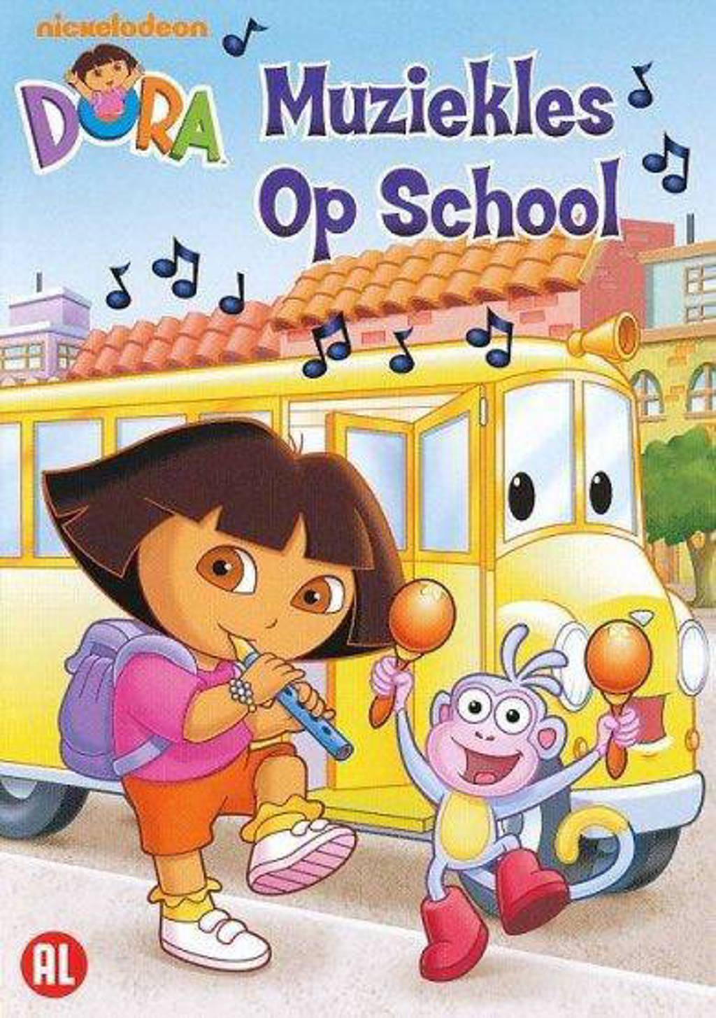 Dora - Muziekles op school (DVD)