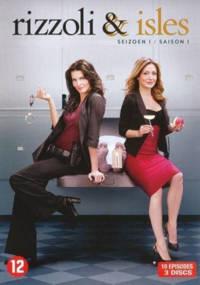 Rizzoli & Isles - Seizoen 1 (DVD)