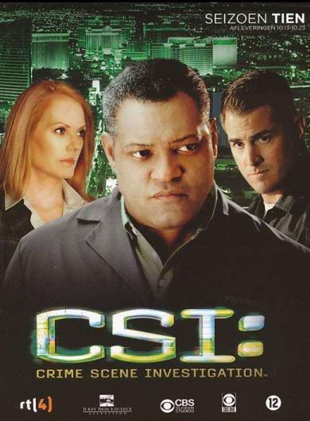 CSI - Seizoen 10 deel 2 (DVD)