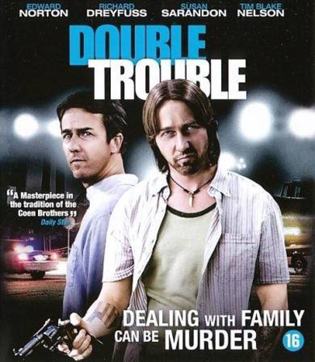 Double trouble (Blu-ray)