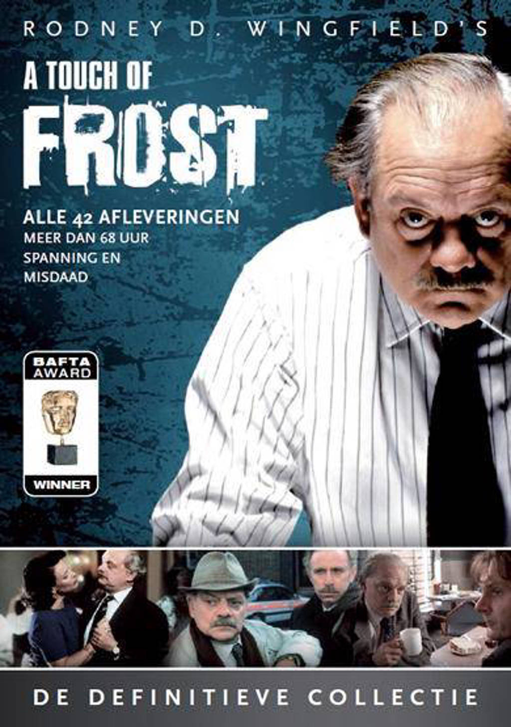 Touch of frost - Complete collection (DVD)