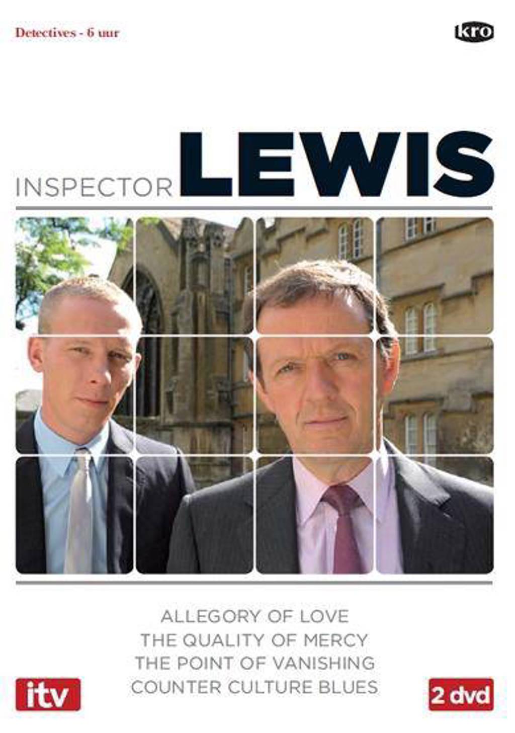 Inspector Lewis - Het beste van 3 (DVD)