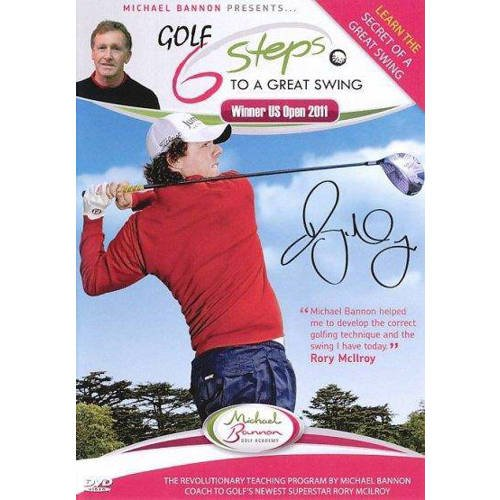 Golf - 6 steps to a great swing (DVD) kopen