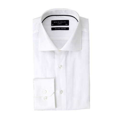 Michaelis slim fit overhemd - mouwlengte 7