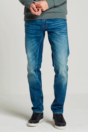 relaxed tapered fit jeans Skymaster blue light denim